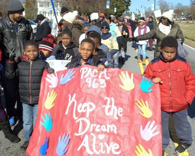 Jonesboro MLK Day Parade kicks off at noon Monday