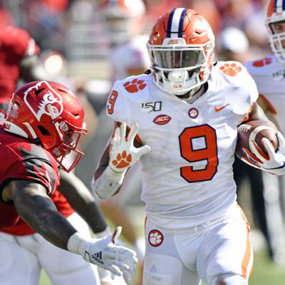 NCAA Football: Clemson at Louisville