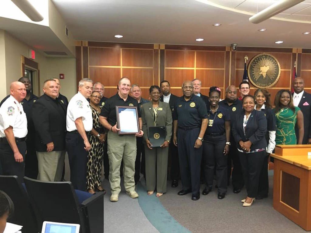 New clayton county chaplain corps prepared for emergency response new clayton county chaplain corps prepared for emergency response xflitez Images