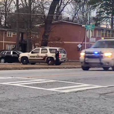 VIDEO: Heavy police activity in Forest Park near College Street