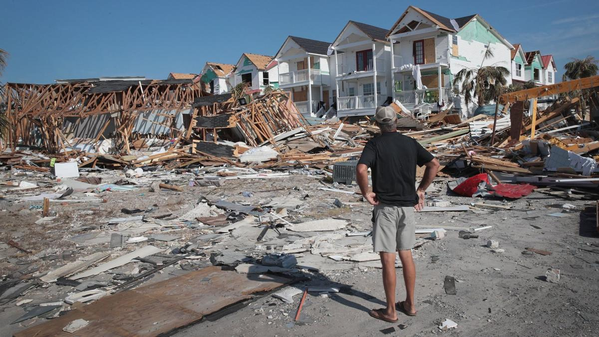 Scientists now say Hurricane Michael was a Category 5 storm at the time of US landfall
