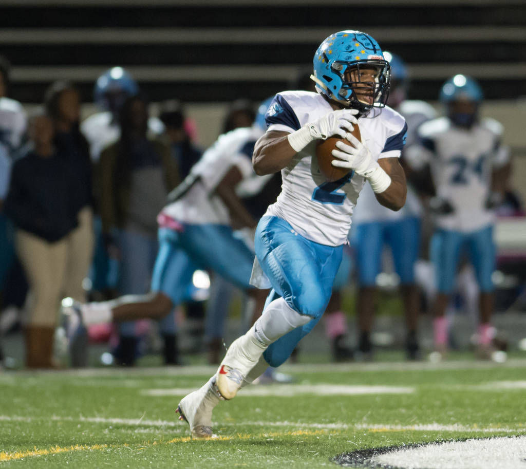 Zion Custis earns Offensive Player of the Year honors on All-Region 4-AAAAAA football team