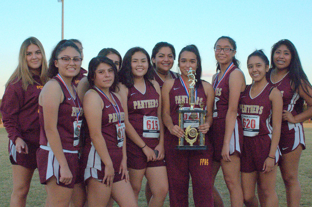 CROSS COUNTRY: Forest Park sweeps county championships; Two Morrow runners top individual competition