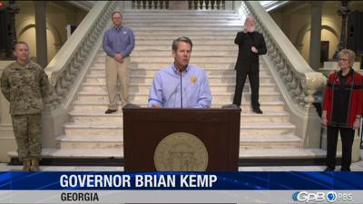 Gov. Brian Kemp extends shelter in place order to April 30