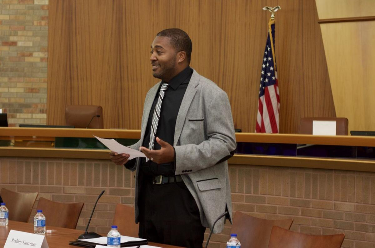 TRANSCRIPT: Riverdale Candidate Forum opening remarks: Ruffins, Lawrence, Wynn-Dixon