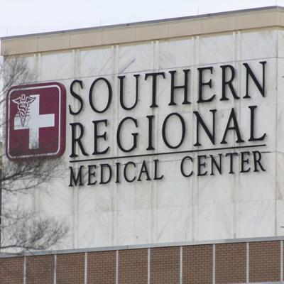 "COVID-19 patients have Southern Regional, Piedmont Henry hospitals ""overwhelmed,"" says Dr. Melina Diaz"