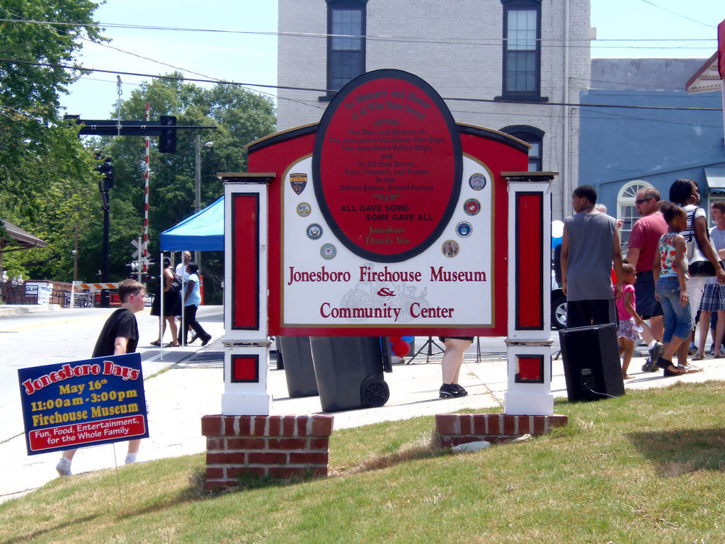 Jonesboro proposes moving poll from Firehouse Museum to Police Department