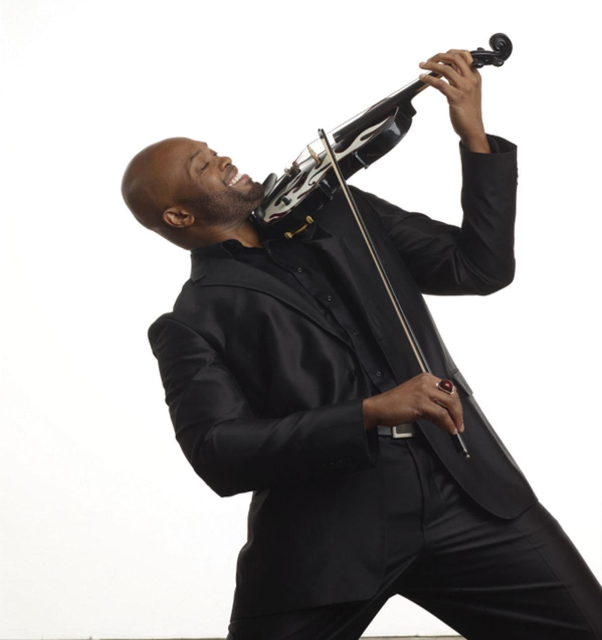 Violinist ken ford featured at lovejoy fallfest