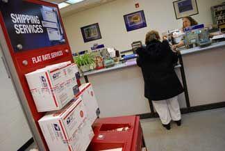 Jonesboro woman charged with postal holdup