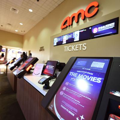 AMC is today's GameStop. A Reddit mob sent its stock more than 200% higher