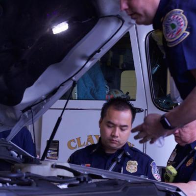 BOC backs fire, EMT, police academies for high schoolers