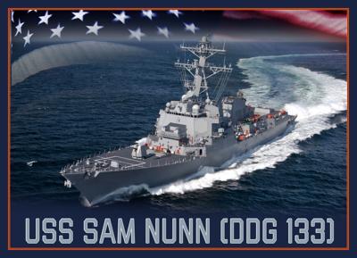 USS Sam Nunn