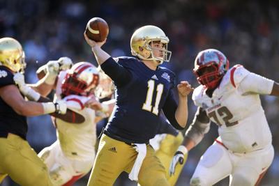 NCAA Football: Pinstripe Bowl-Rutgers vs Notre Dame