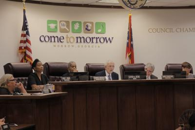 Morrow City Council to consider Jesters Creek Trail project,public  wi-fi, electric vehicle charging station tonight