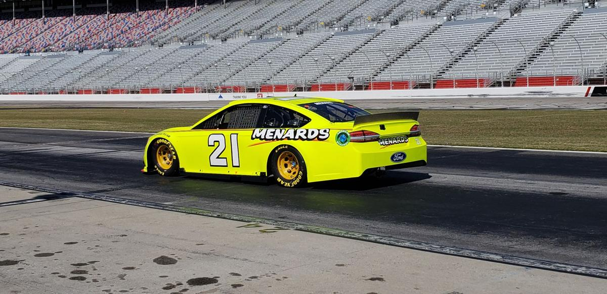 Atlanta Motor Speedway completes 2019 tire and aero package