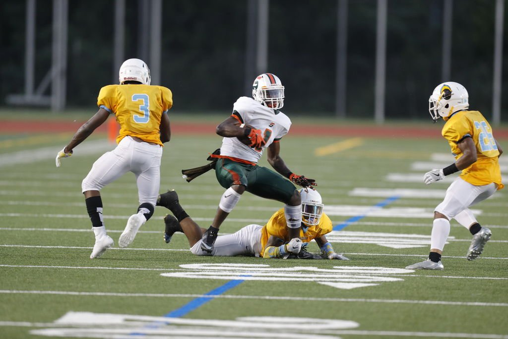 FOOTBALL: Stockbridge tops Mays in Inner City Classic in the final seconds