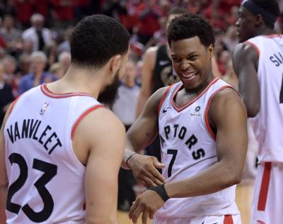 Raptors rally past Bucks for first NBA Finals appearance   Sports