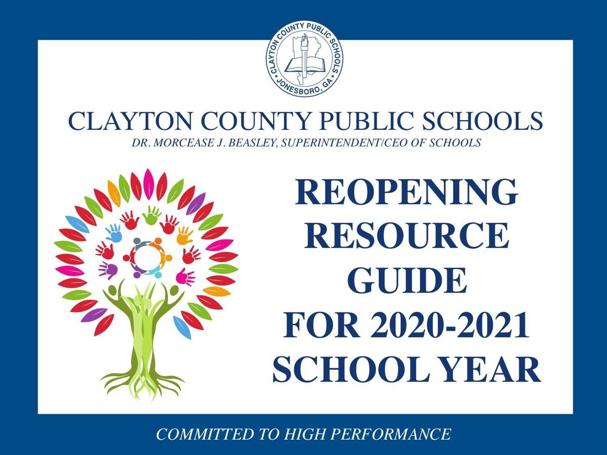 Clayton County Public Schools Reopening Guidelines