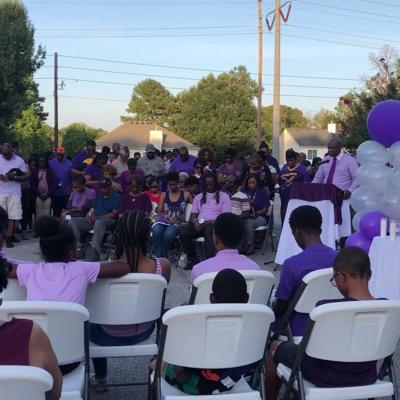 VIDEO: Candlelight Prayer Vigil for Clayton County student Imani Bell