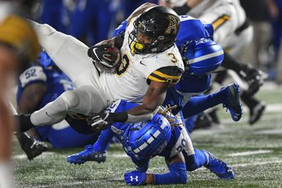 NCAA Football: Appalachian State at Georgia State