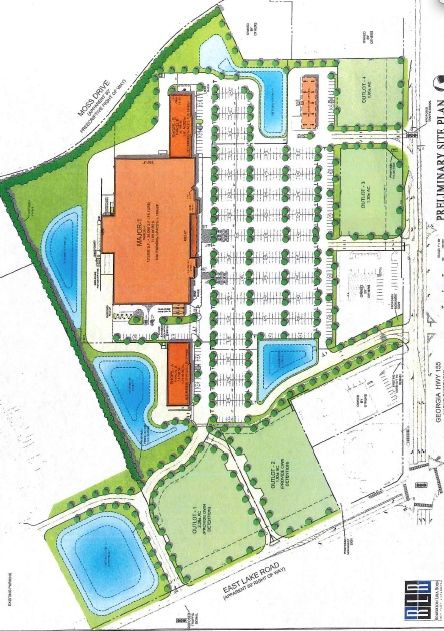 Kroger Marketplace proposed for East Lake Road | News | news-daily.com