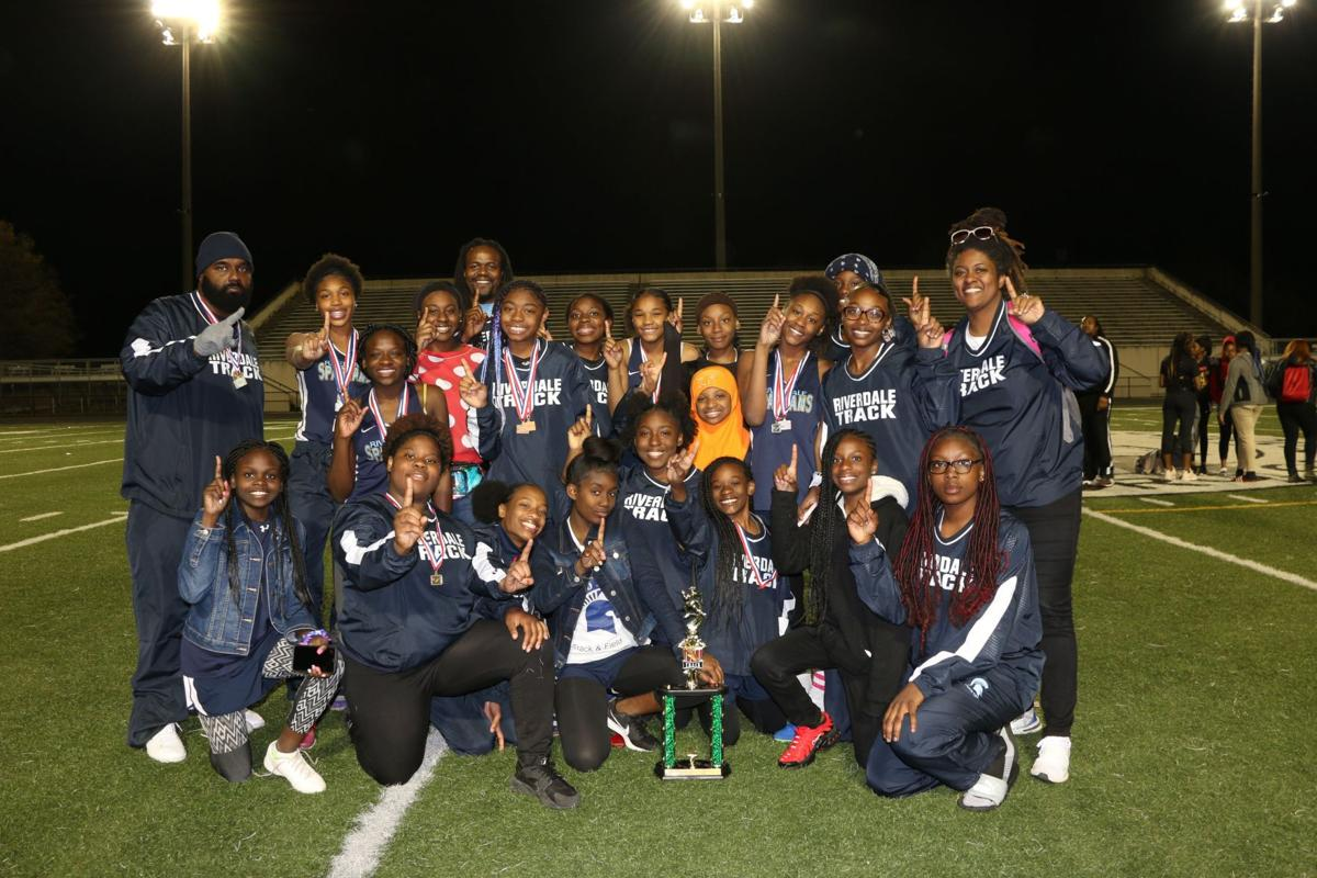 TRACK: Track and field programs earn County titles