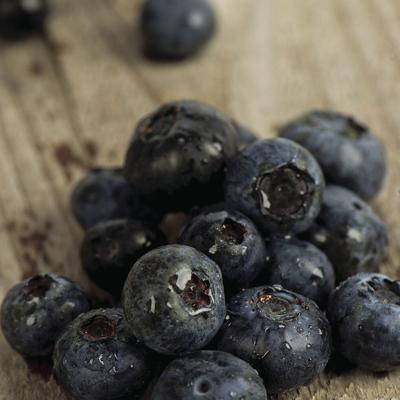 July is National Blueberry Month.