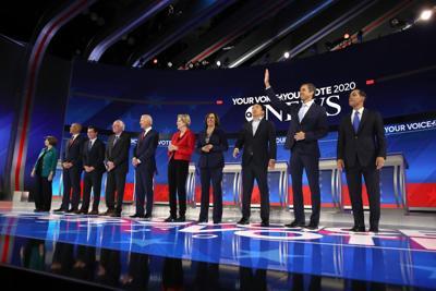 7 takeaways from the third Democratic presidential debate