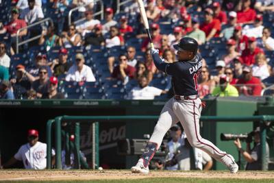 MLB: Atlanta Braves at Washington Nationals