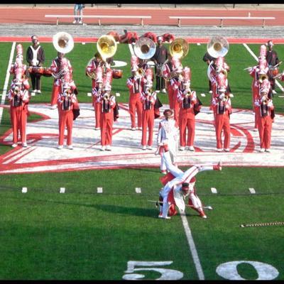 "Jonesboro High School | ""Majestic Marching Cardinals | '19 Vanguard Invitational"