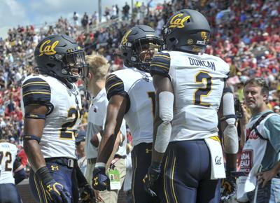 NCAA Football: California at Mississippi