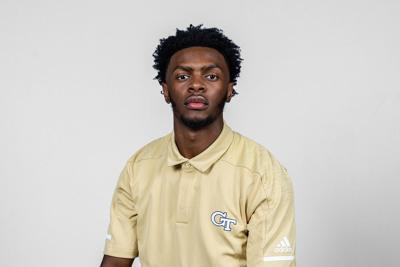 Bubba Parham - Georgia Tech men's basketball 2019-20