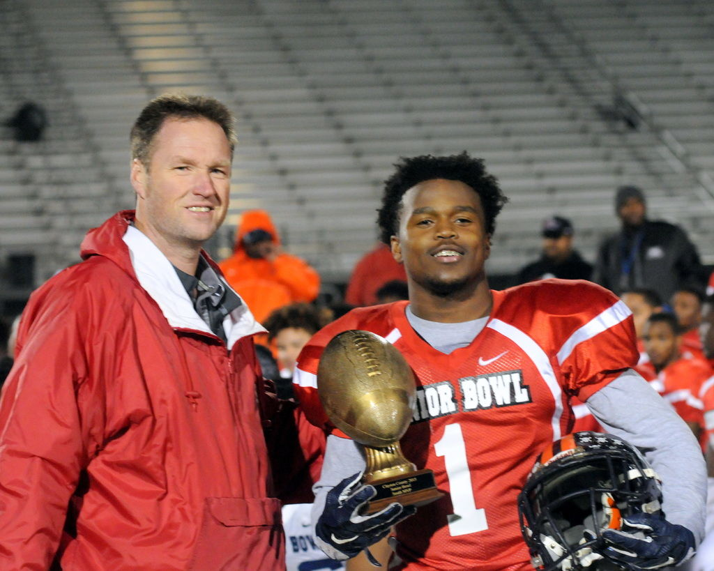 Aryana Starr Pictures Cool drew's dynamic duo leads northside to victory in 2015 senior bowl
