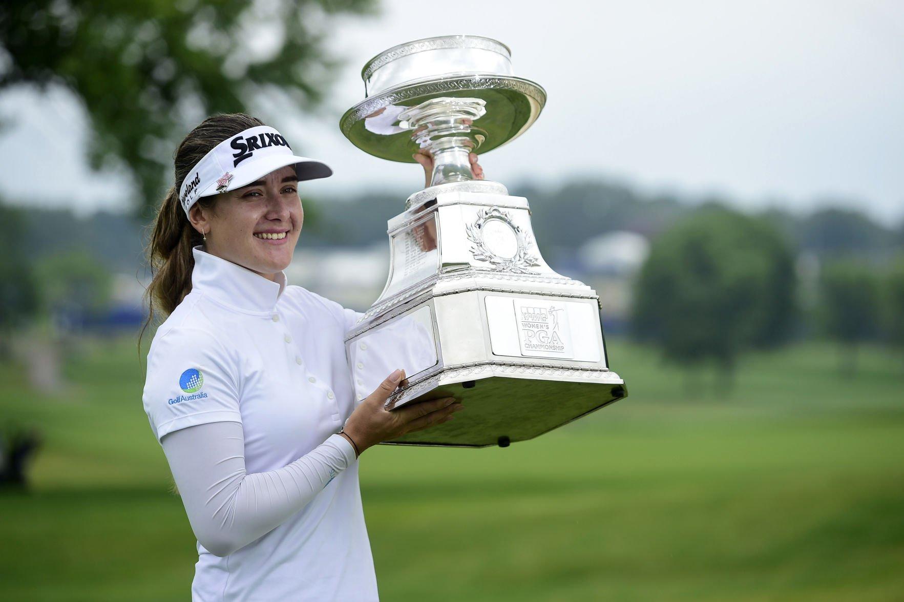LPGA: KPMG Womens PGA Championship - Final Round
