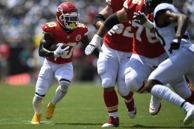 NFL: Kansas City Chiefs at Jacksonville Jaguars