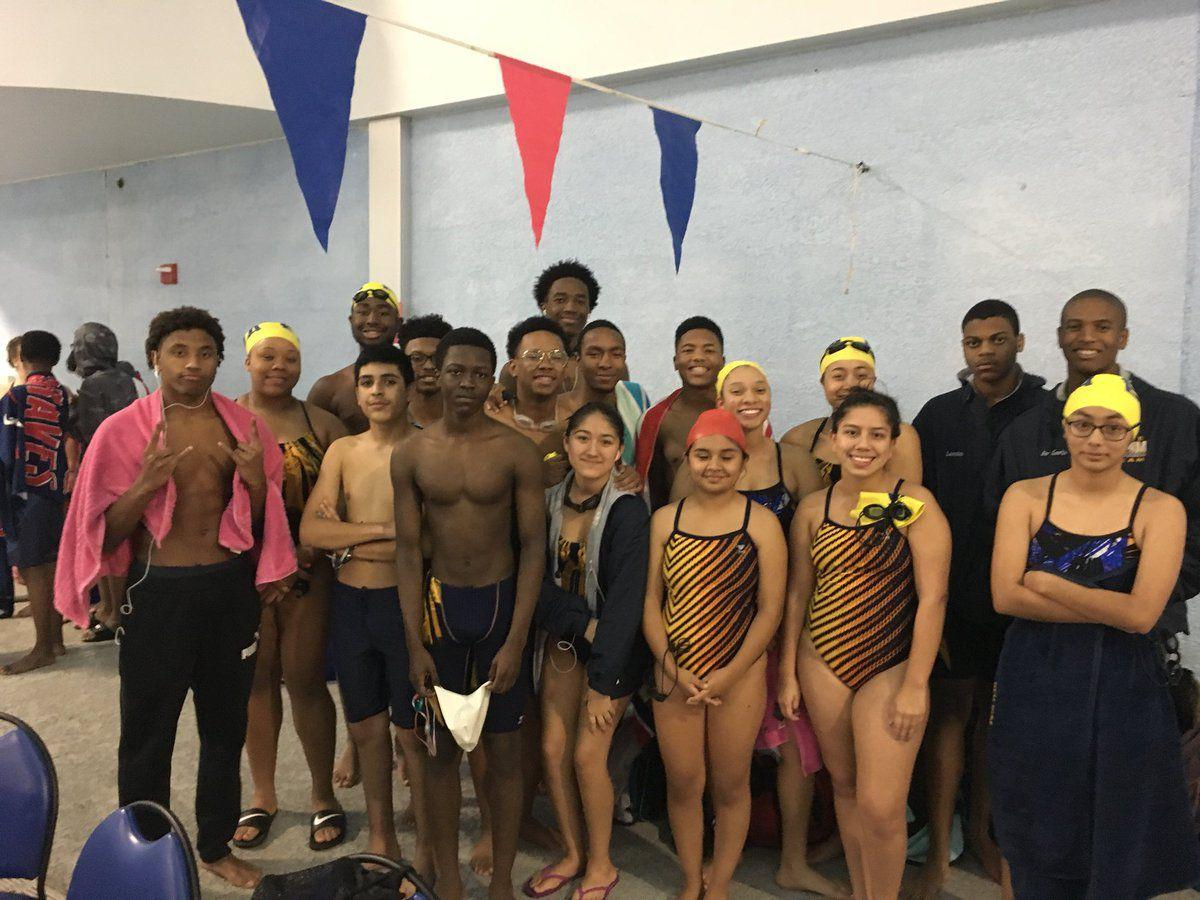 SWIMMING: Elite Scholars boys, Mundy's Mill girls claim county championships