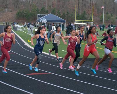 2017 All-Clayton County Girls Track and Field Team