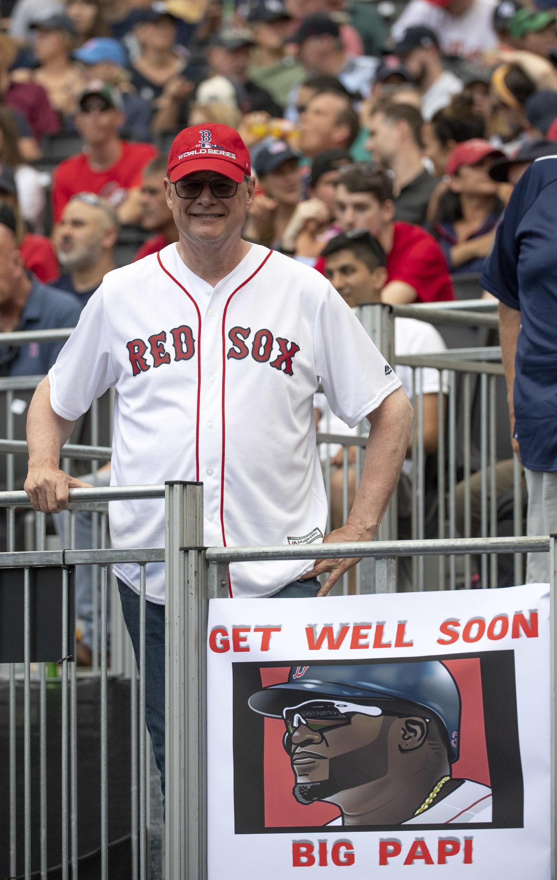 MLB: New York Yankees at Boston Red Sox