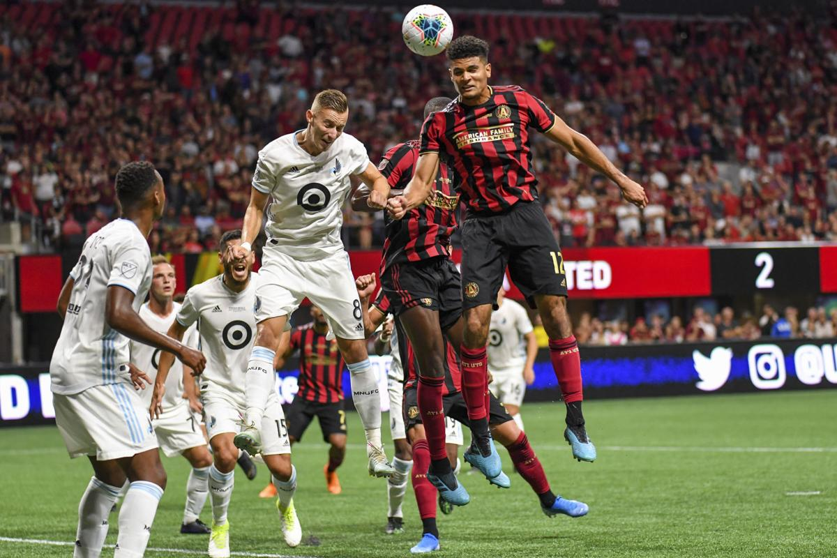 MLS: U.S. Open Cup-Minnesota United FC at Atlanta United FC