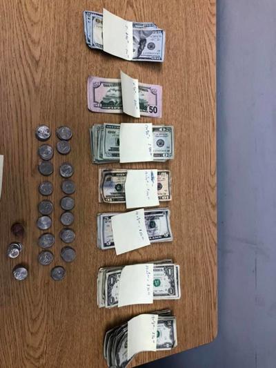 Forest Park Police, K-9 bust drug suspect on Ash Street