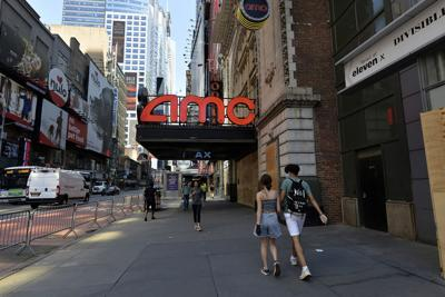 AMC's delayed reopening shows the tough path ahead