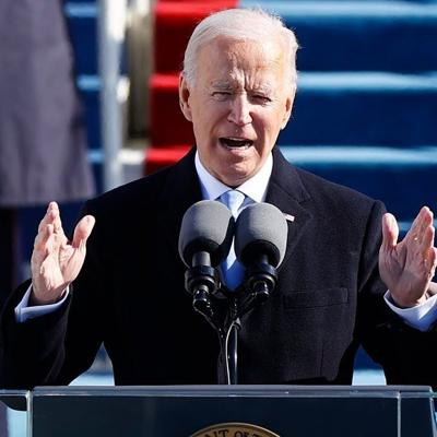 WATCH: Joe Biden gives first speech as president