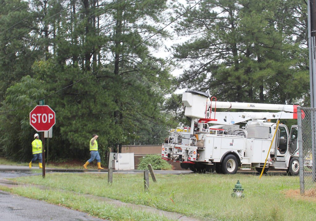 Georgia utilities say power restored to nearly  95 percent of customers