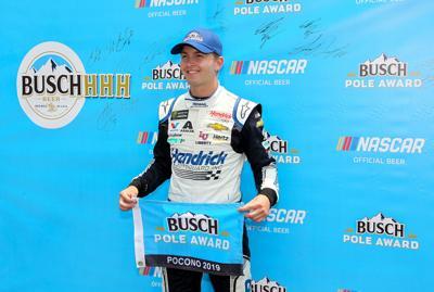 NASCAR: Pocono 400-Qualifying