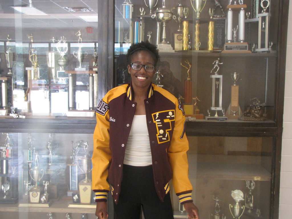Bria Matthews becomes just third Forest Park athlete to have jersey retired