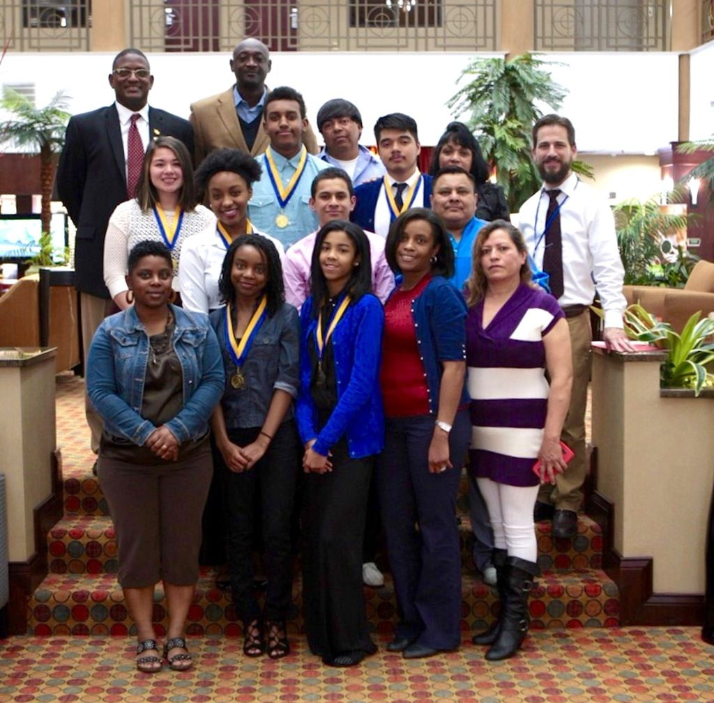 Rotary Club Honors Essay Contest Winners