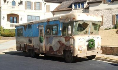Christmas Vacation Rv.Cousin Eddie Rv From National Lampoon S Christmas Vacation