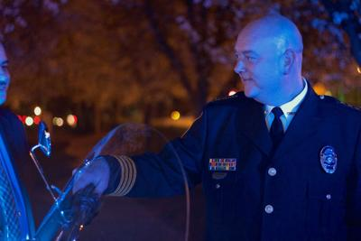 Morrow PD gets new patrol units, motorcycle