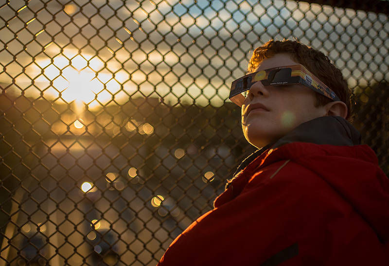 Google Project Gives Away Thousands Of Total Solar Eclipse Glasses