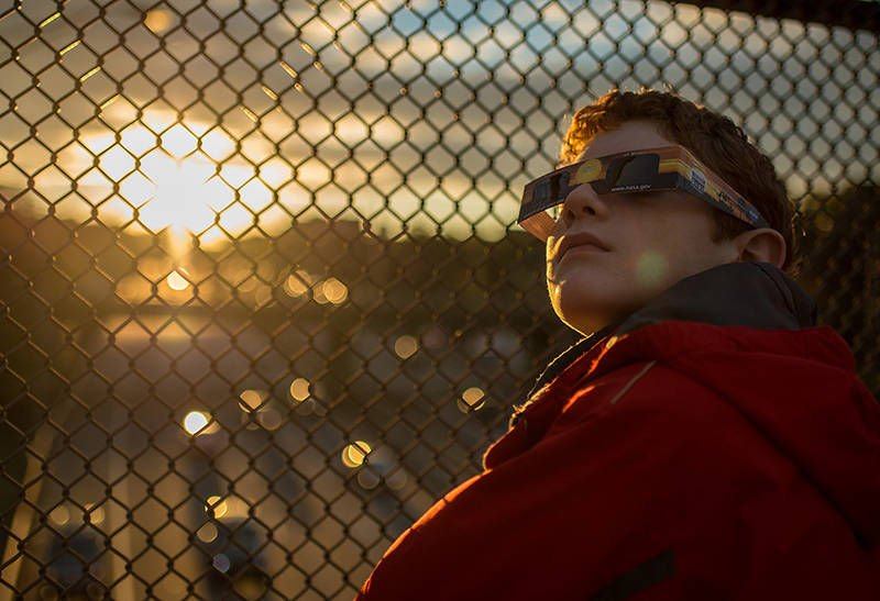 Fake eclipse glasses flood the market, experts warn of 'devastating' dangers